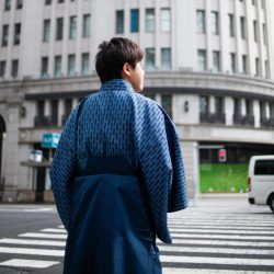 Three interesting things about men's Kimono.